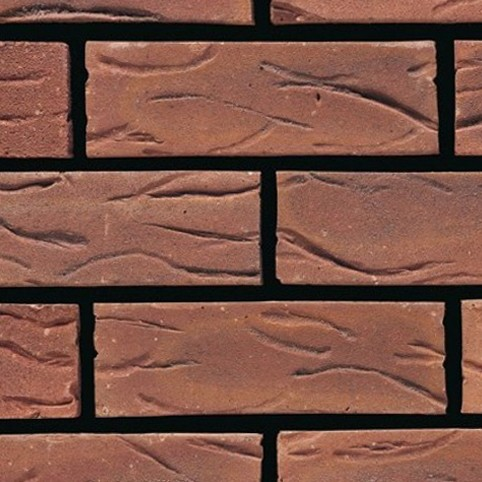 IBSTOCK A2461A OXTON RED MULTI BRICK 65mm