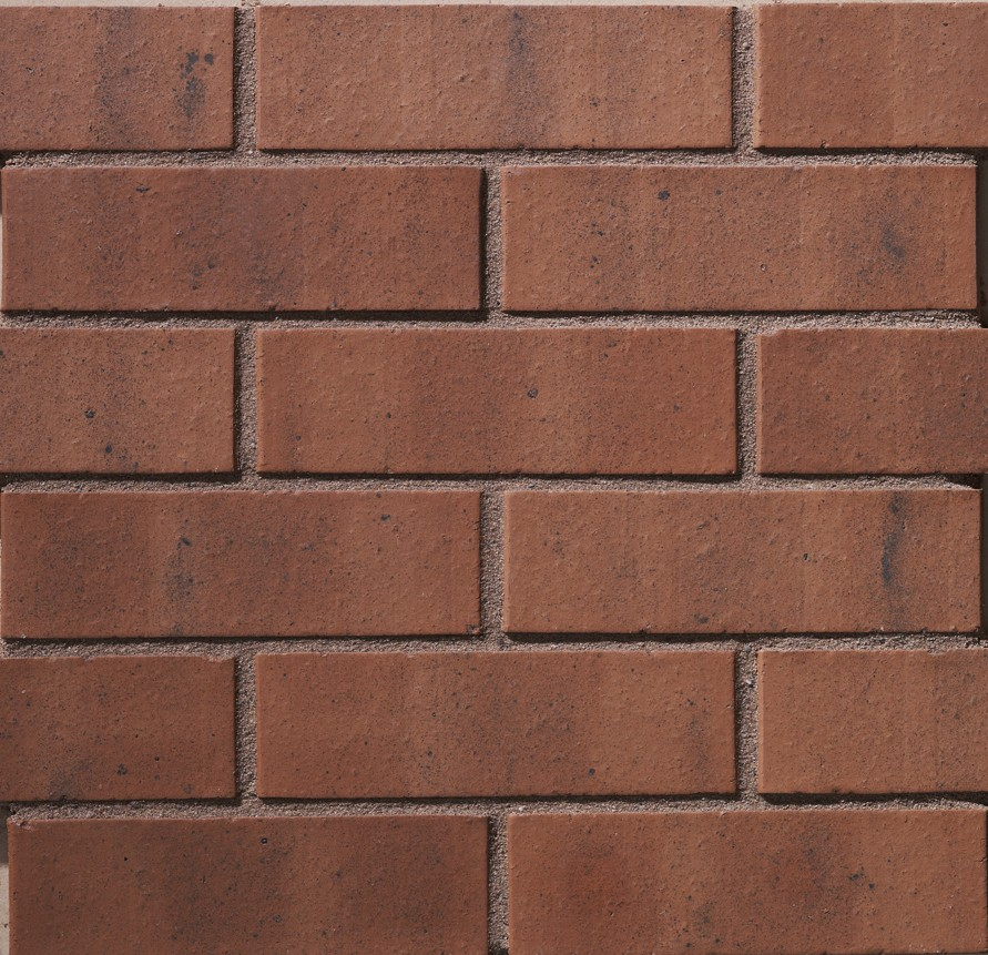 CARLTON WEATHERED RED BRICK 73mm