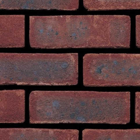 IBSTOCK A3019A ARTBURY RED MULTI BRICK 65mm