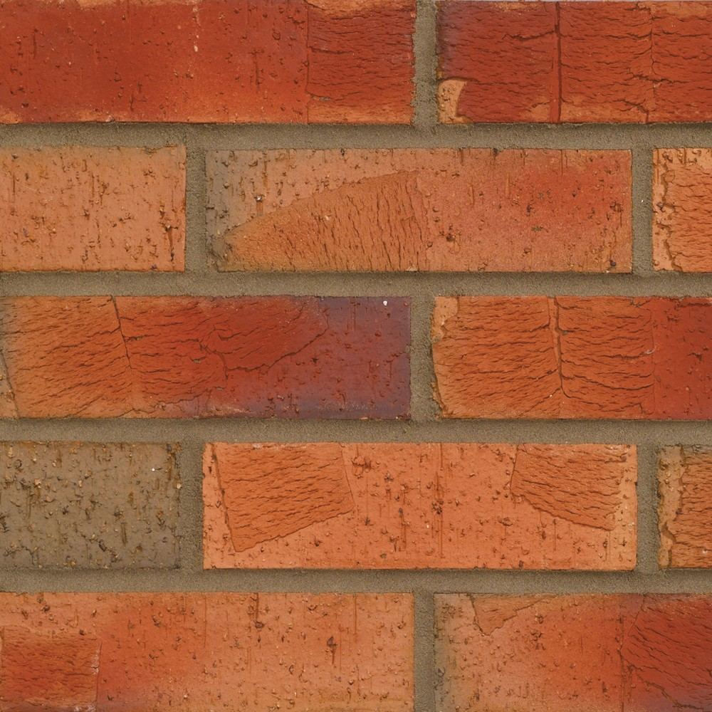 FORTERRA (HANSON) ABBEY BLEND BRICK 65mm