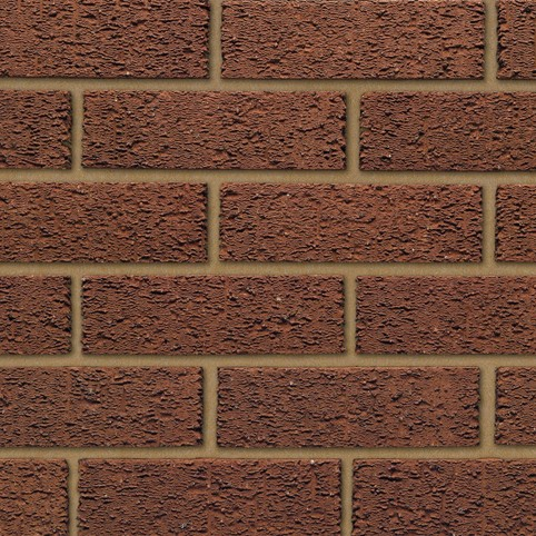 IBSTOCK A0270A ALDRIDGE MULTI RUSTIC BRICK 65mm