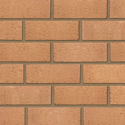 IBSTOCK C0353A ANGLIAN BUFF MULTI RUSTIC BRICK 73mm