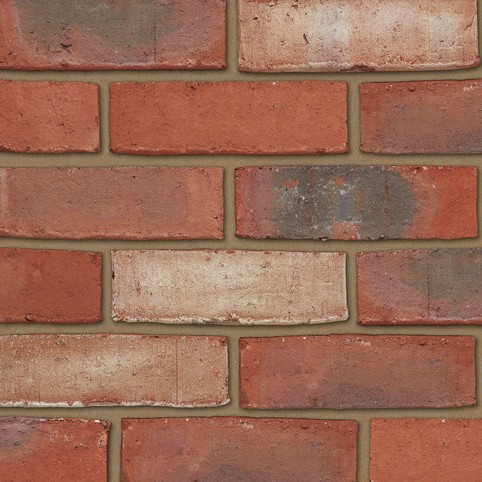 IBSTOCK A2601A BEAMISH BLEND BRICK 65mm