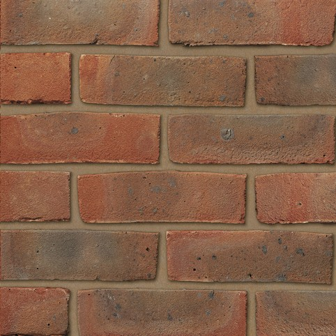 IBSTOCK A4010A BEXHILL RED BRICK 65mm