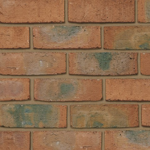 IBSTOCK A2602A BIRTLEY OLDE ENGLISH BRICK 65mm