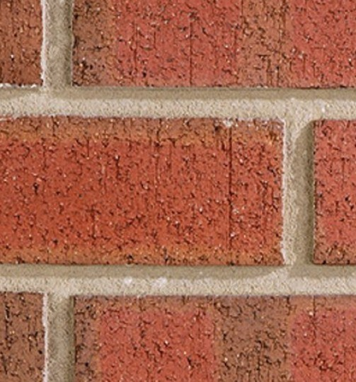 BLOCKLEYS WIRECUT BRICK HADLEY RED BRINDLE 65mm