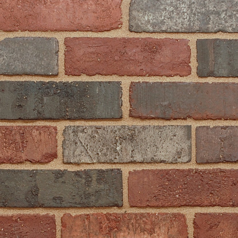 FURNESS WEATHERED RED BRICK 65mm