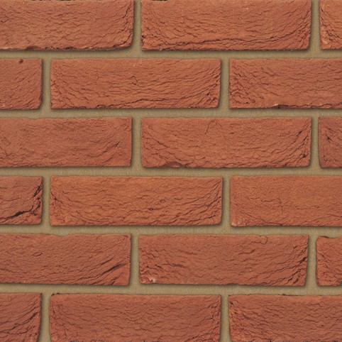 IBSTOCK A0020A BRADGATE RED BRICK 65mm
