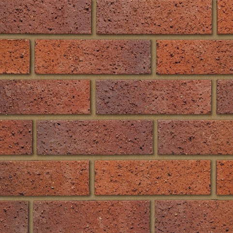 IBSTOCK BRISTOL MIXED RED 65mm BRICK
