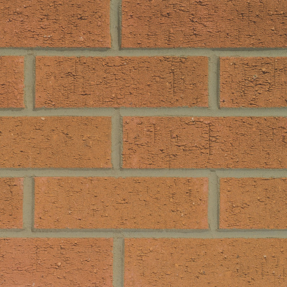 FORTERRA (HANSON) KIRTON BROWN RUSTIC BRICK 65mm