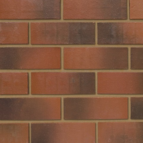 IBSTOCK CALLERTON WEATHERED RED BRICK 73mm