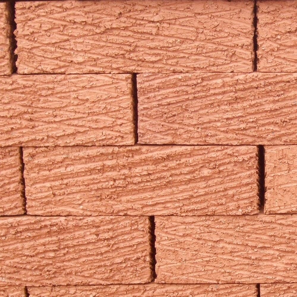 CLAUGHTON MANOR NATURAL RED RUSTIC 65MM BRICK