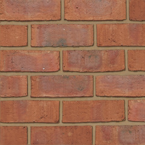 IBSTOCK C2611 COMMERCIAL RED 73mm BEST BRICK
