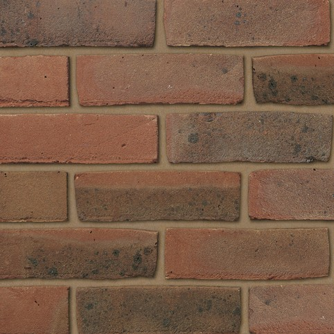 IBSTOCK A4001A COTTAGE MIXTURE BRICKS 65mm