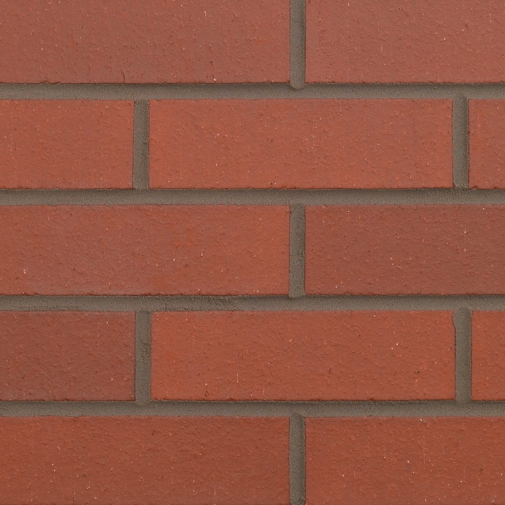 FORTERRA (HANSON) COUNTY RED SMOOTH BRICK 65mm  (TILCON)