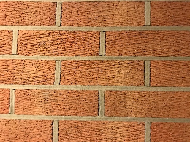 CLAUGHTON MANOR OCHRE RUSTIC BRICK 65MM