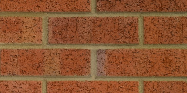 FORTERRA ACCRINGTON RUSSET RED BRICK 65mm