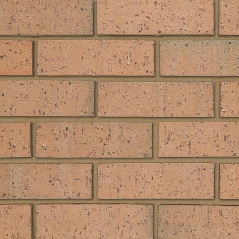 IBSTOCK A0565A HAREWOOD RUSSETT BUFF BRICKS 65mm