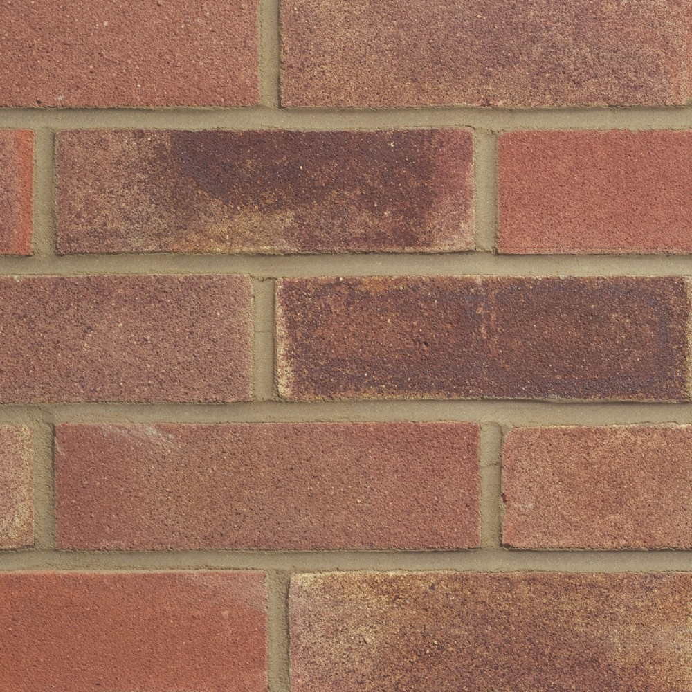 Hanson lbc heather facing brick 73mm huws gray ltd for What to do with bricks