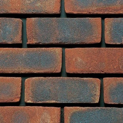 IBSTOCK GROSVENOR PURPLE MULTI BRICK 65mm