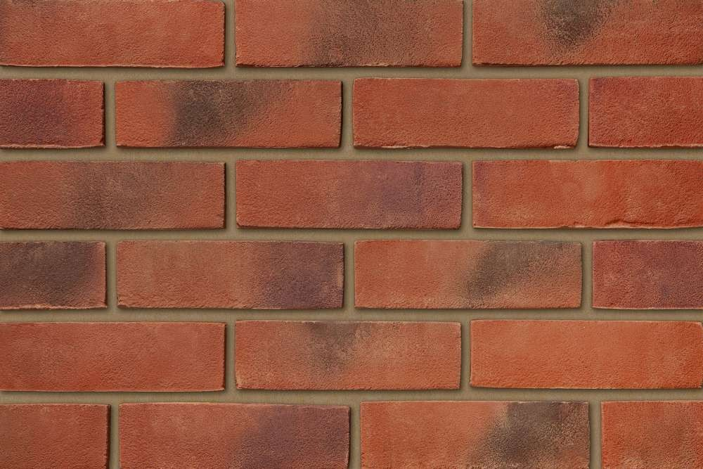 IBSTOCK LEICESTER WEATHERED RED STOCK OFFER 65MM