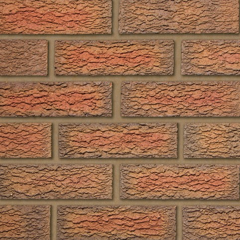 IBSTOCK A2933A MANORIAL MIXTURE BRICK 65mm