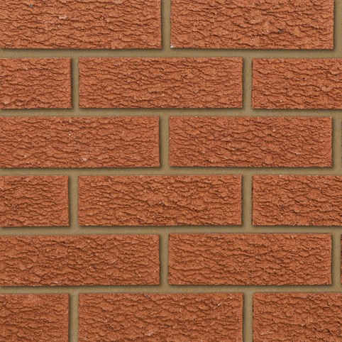 IBSTOCK A2902A MANORIAL RED BRICK 65mm