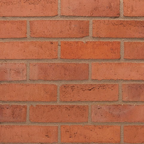 WIENERBERGER / BAGGERIDGE H103 MELLOWED RED SOVERIGN BRICK 65mm