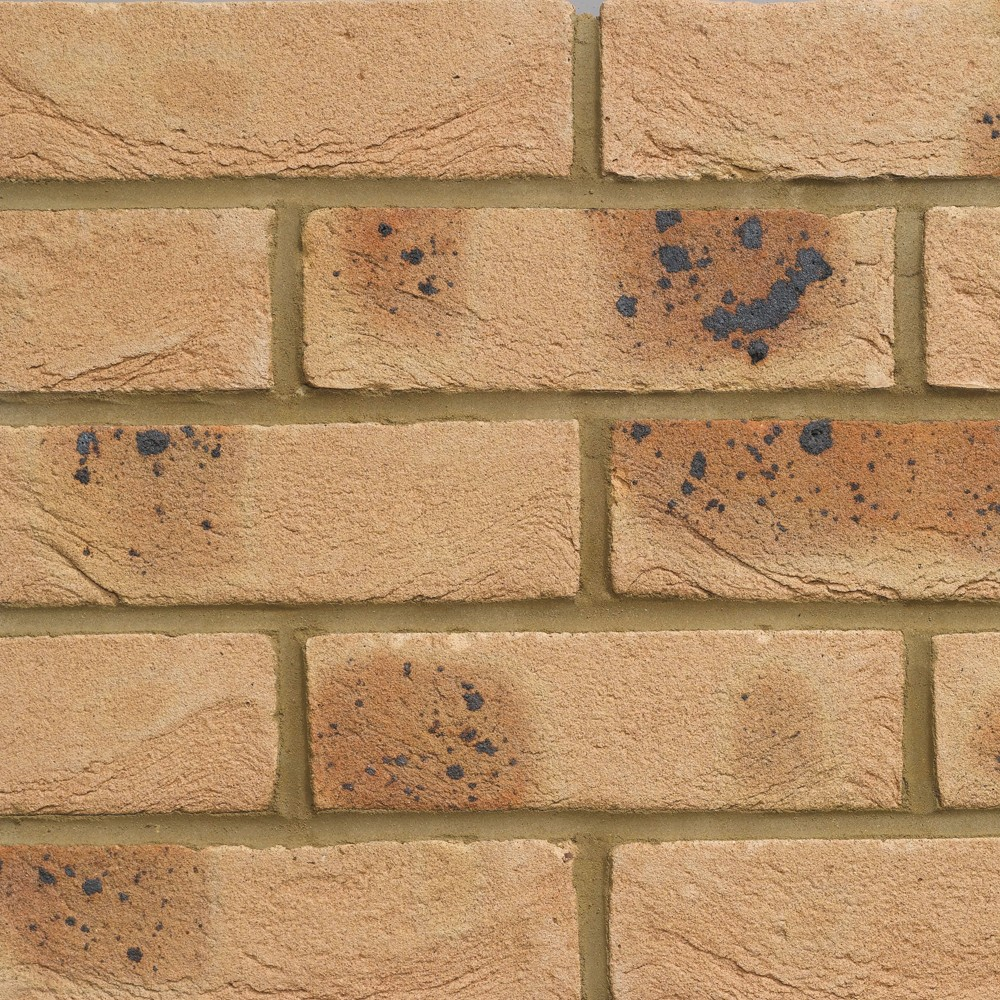 FORTERRA OAKTHORPE BUFF MULTI BRICK 65mm