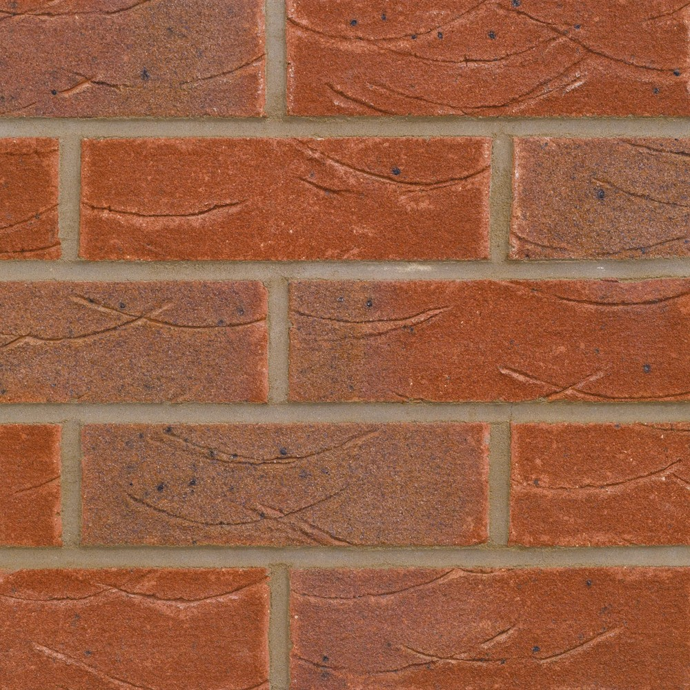 FORTERRA (HANSON) DESFORD OLD ENGLISH BRINDLE RED BRICK 65m