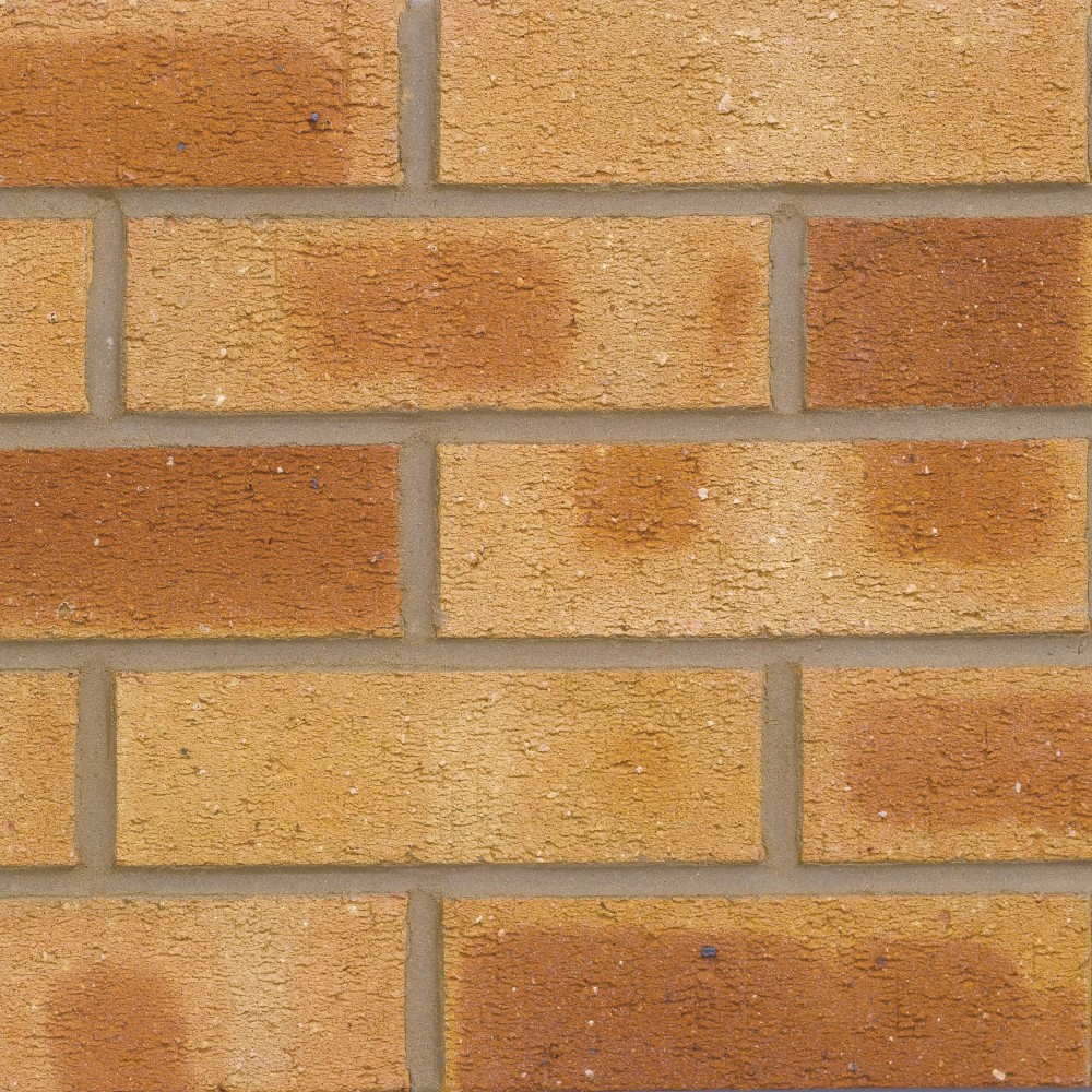 FORTERRA (HANSON) KIRTON OLD ENGLISH MIX RUSTIC BRICK 65mm