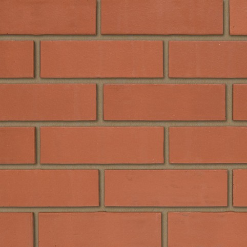 IBSTOCK C3501A RAVENHEAD RED SMOOTH BRICK 73mm