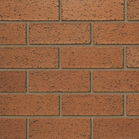 IBSTOCK A3502A RAVENHEAD RED RUSTIC BRICK 65mm