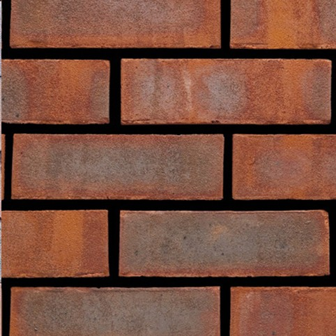 IBSTOCK REIGATE PURPLE BRICK 65MM