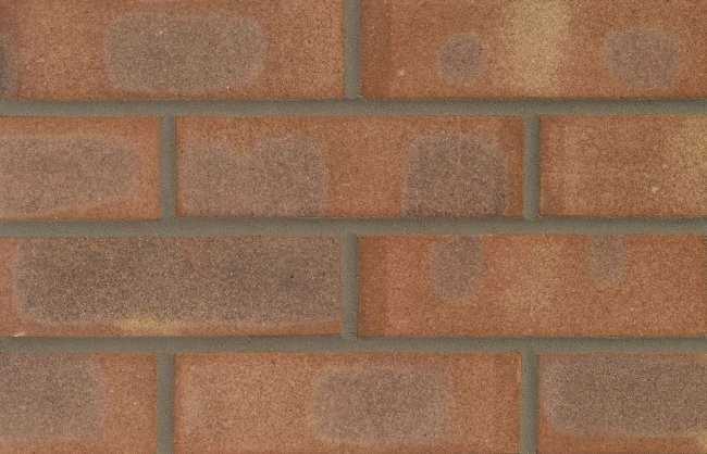 FORTERRA KIRTON RUFFORD RED MULTI BRICK 65MM