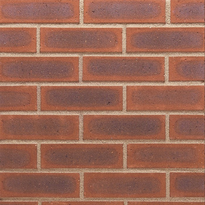TERCA SANDOWN TITIAN BRICK 65mm  24190050