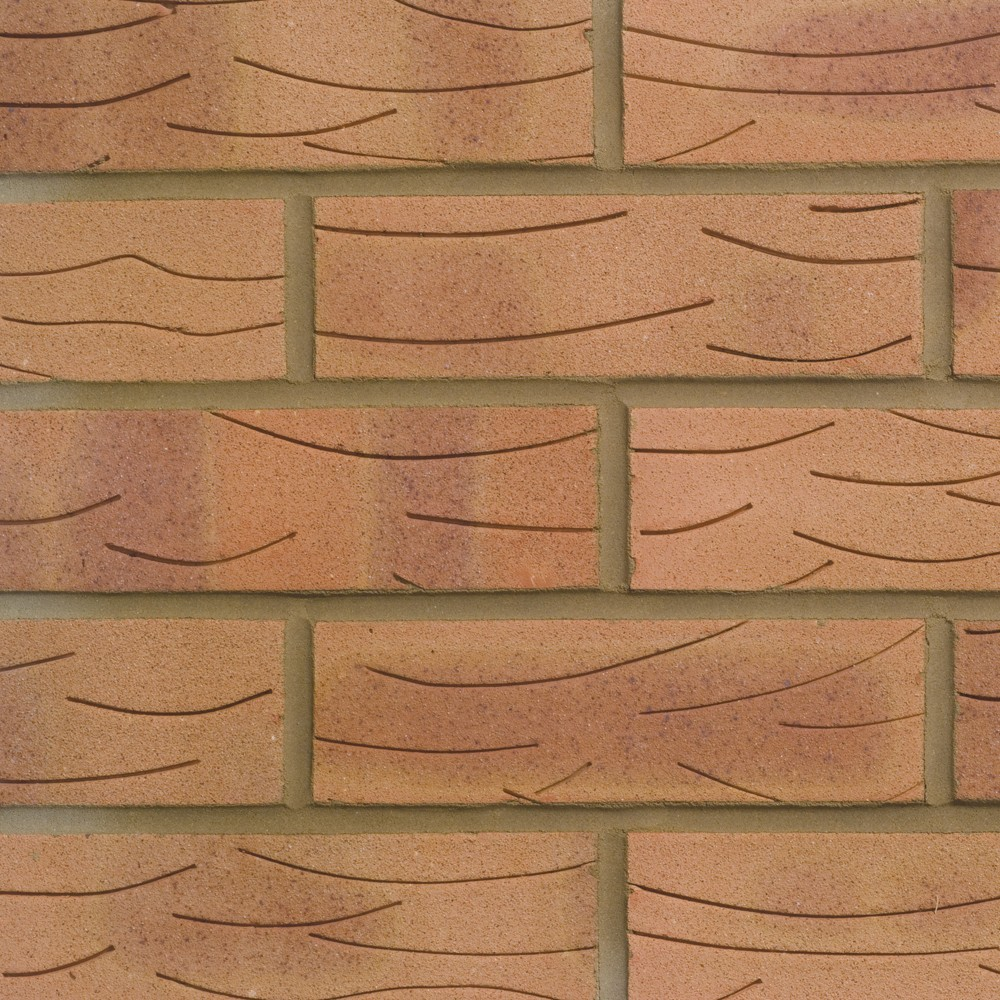 FORTERRA (HANSON) KIRTON SHERWOOD BUFF MIXTURE BRICK 65mm