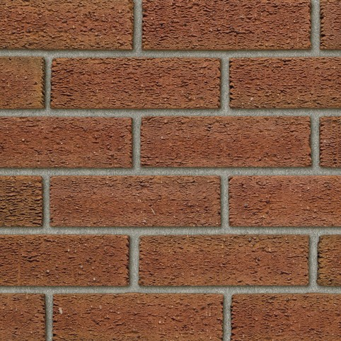 IBSTOCK A0085A SHIREOAK RUSSETT BRICK 65mm
