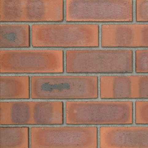 IBSTOCK A3536A SMOOTH VILLAGE MIXTURE BRICK 65mm