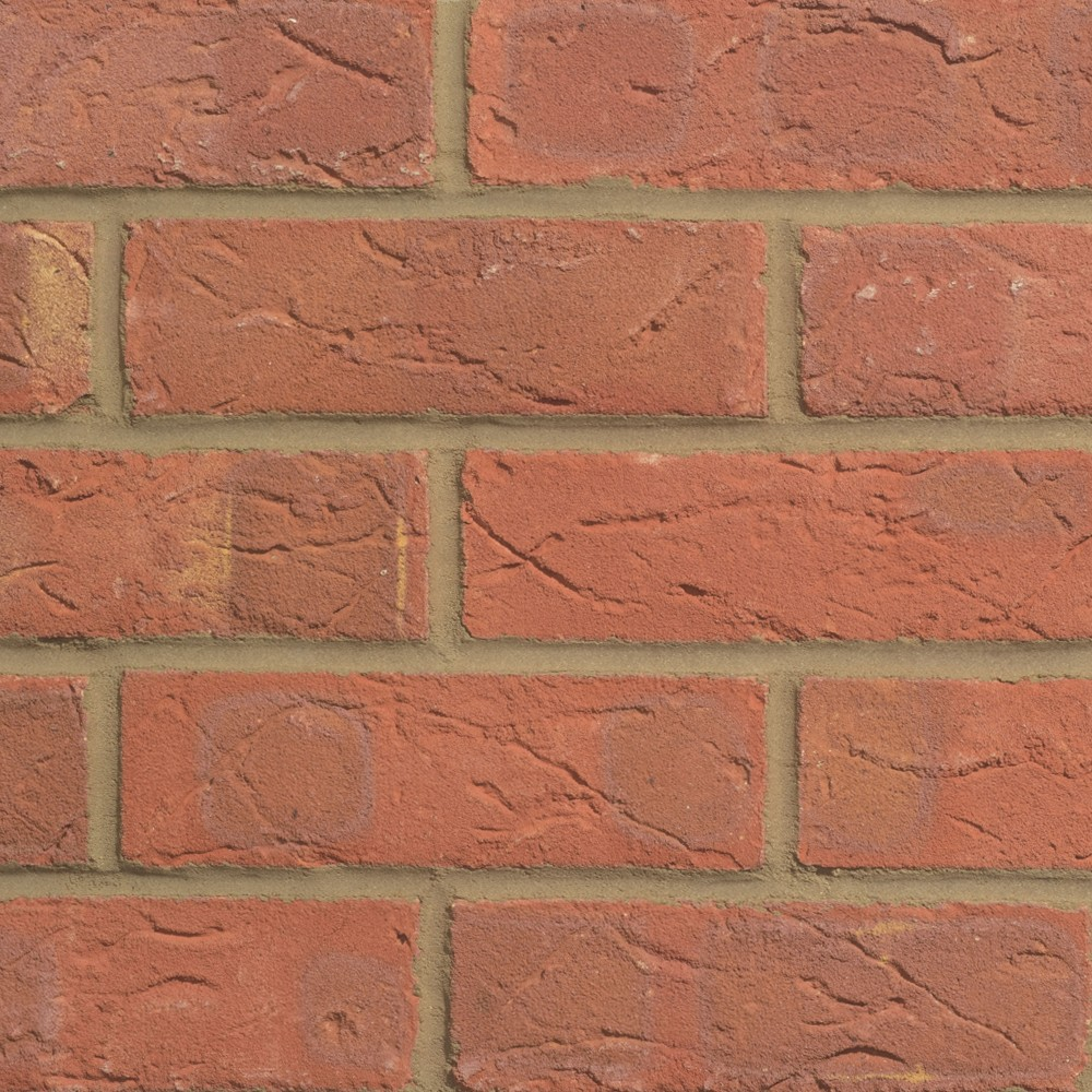 FORTERRA (HANSON) LBC SUNSET RED BRICK 65mm