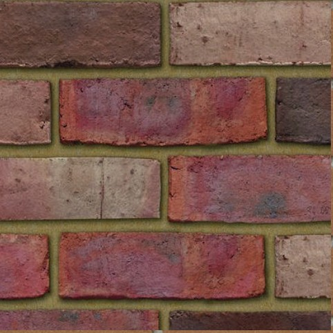 IBSTOCK C2633A WATERGATE RED BLEND 73mm BRICK
