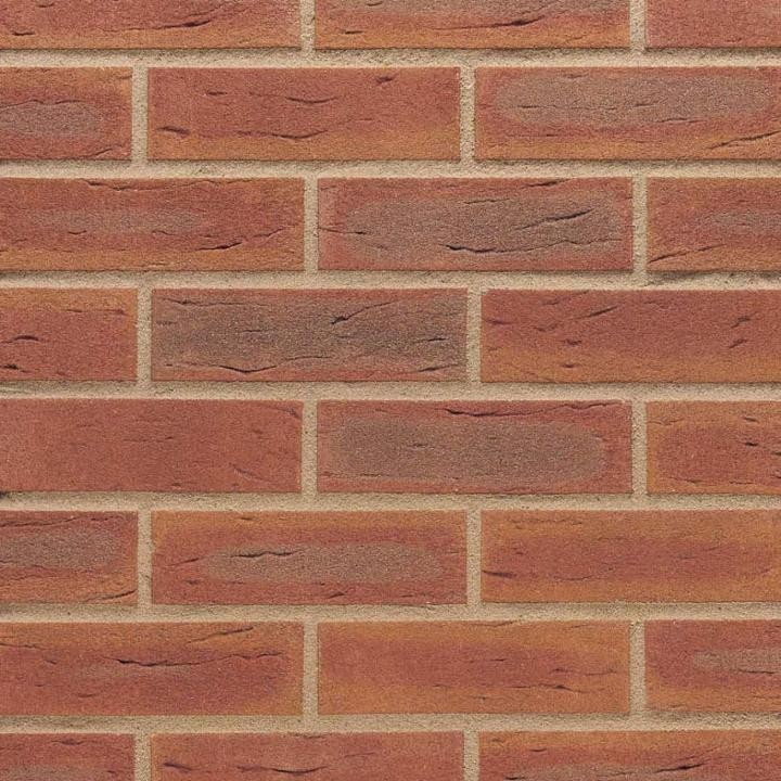 TERCA H229 SUNSET RED MULTI BRICK 65mm