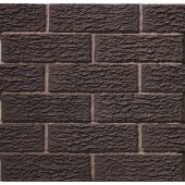CARLTON BROWN RUSTIC BRICK 65mm