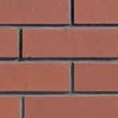 FORTERRA (HANSON) ACCRINGTON RED STOCK BRICK 50mm