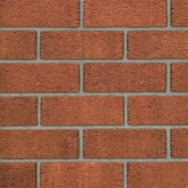 IBSTOCK ANGLIAN RED RUSTIC BRICK 65mm