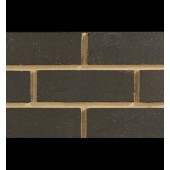 BLOCKLEYS WIRECUT BRICK BLACK SMOOTH 65mm