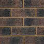 IBSTOCK BURNTWOOD ANTIQUE BRICK 73mm