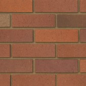 IBSTOCK A3760A HIMLEY MIXED RUSSET BRICK 65mm