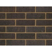 IBSTOCK A0354A HIMLEY EBONY BLACK BRICK 65mm