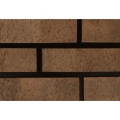 LAGAN KINGSCOURT BROWN DRAGFACED BRICK 65MM